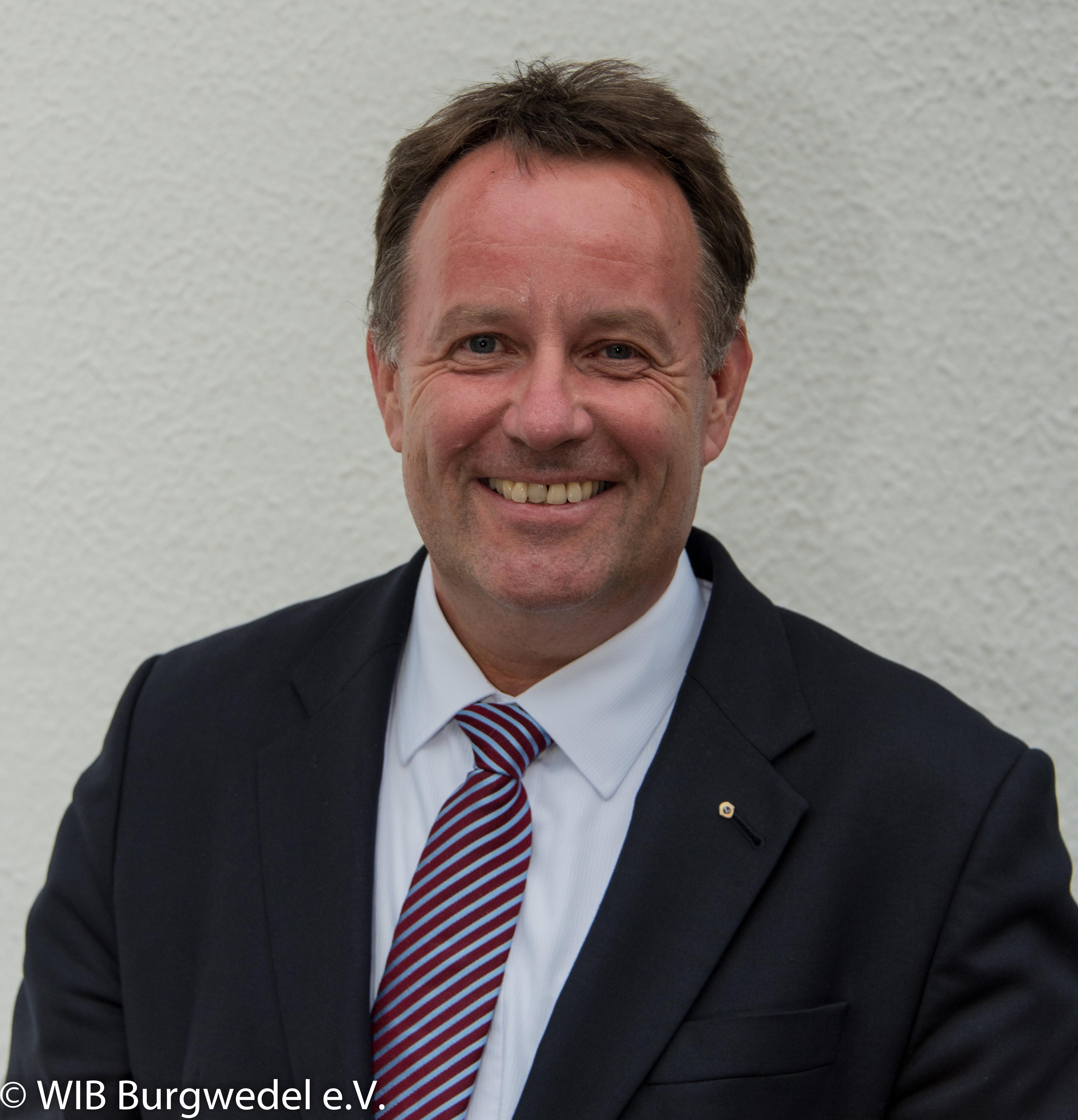 Dirk Breuckmann, Vorsitzender