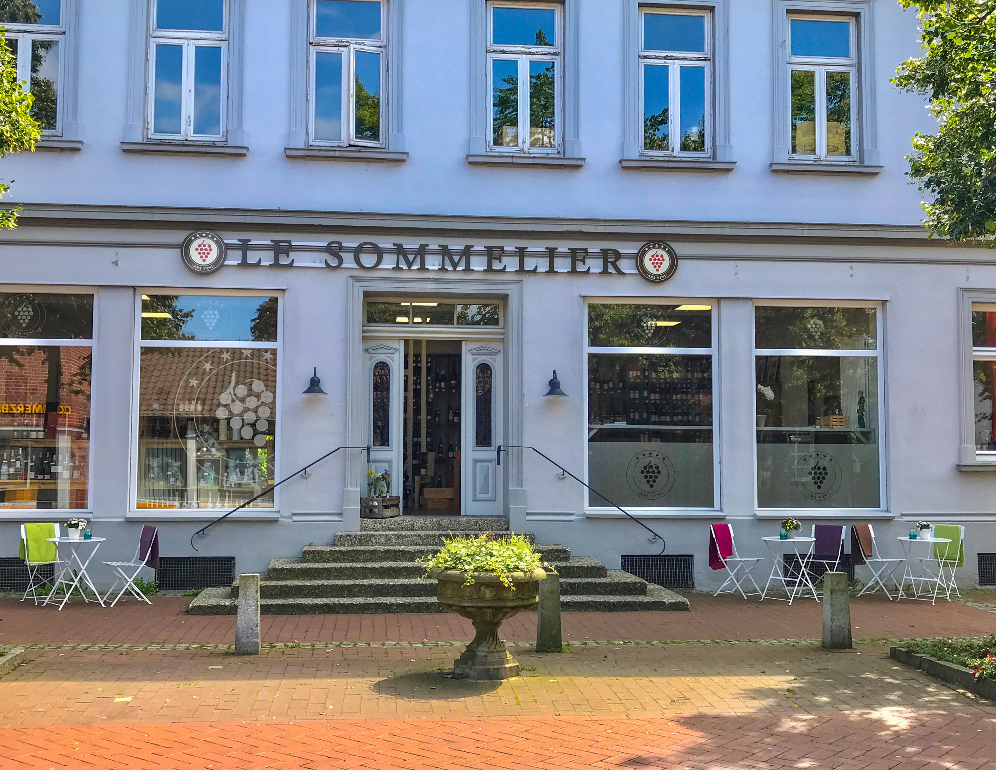 Le Sommelier: Gin Los ? – am 08.11.2018