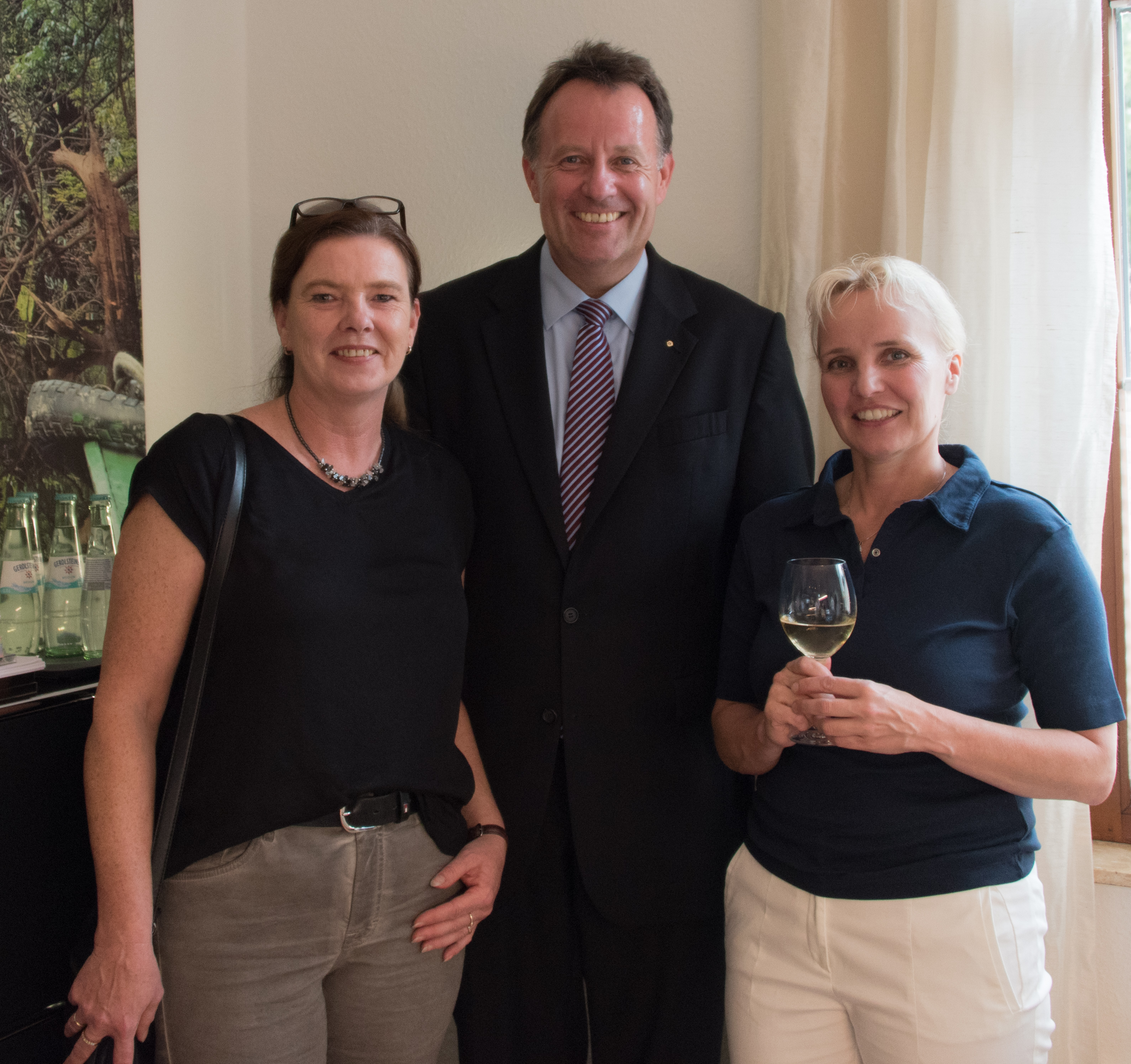 Ilona Niemann, Dirk Breuckmann, Bianca Rosenhagen