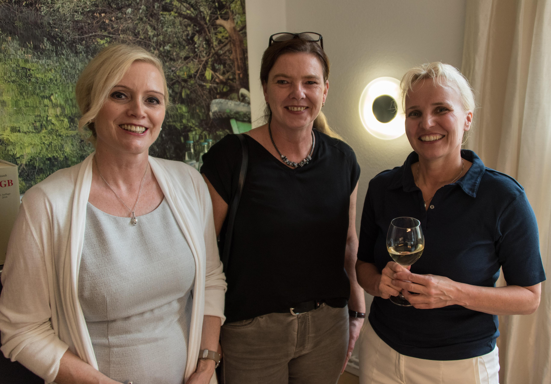 vl Sabine Breuckmann, Ilona Niemann, Bianca Rosenhagen