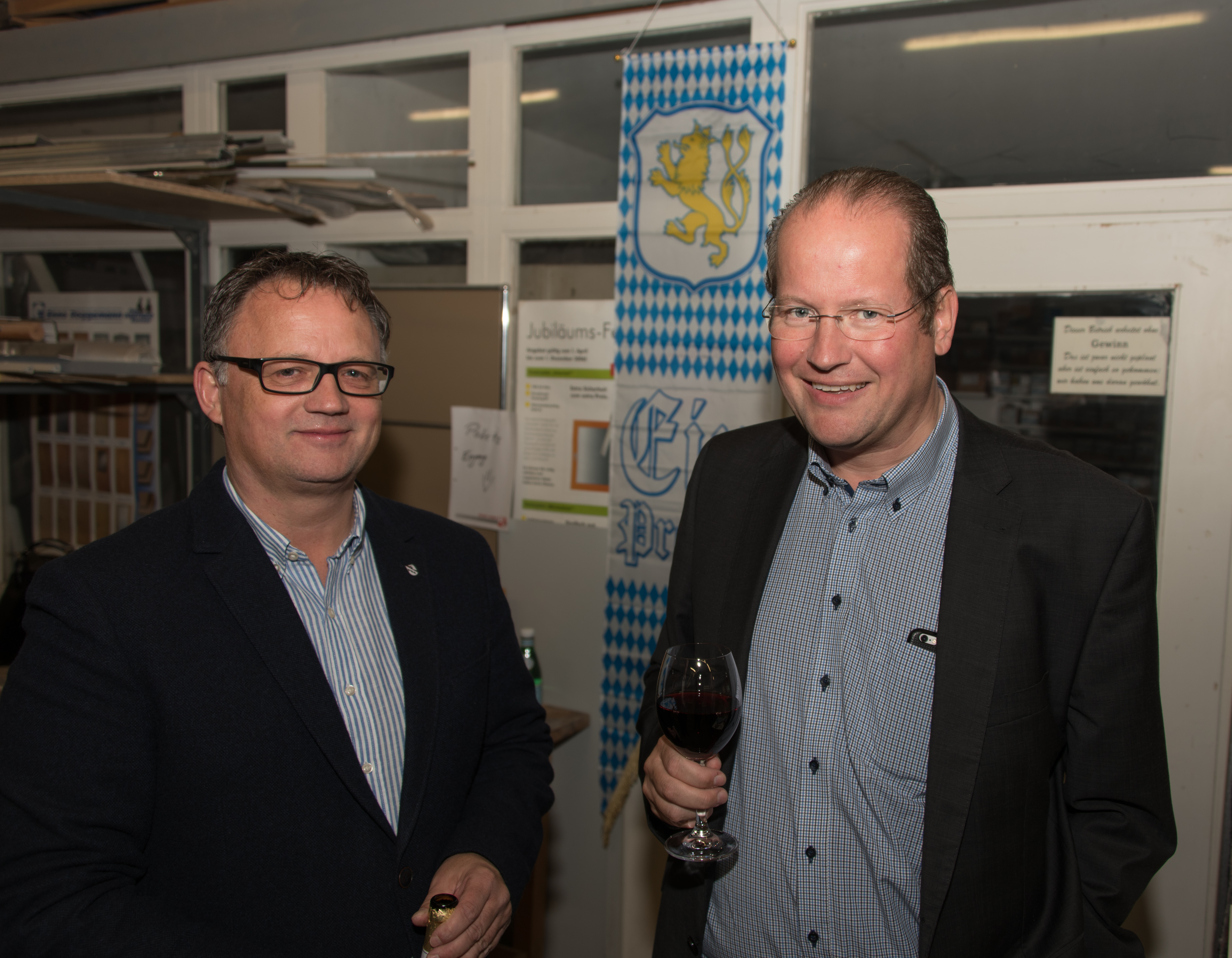 Frank Leibelt, Marc Sinner