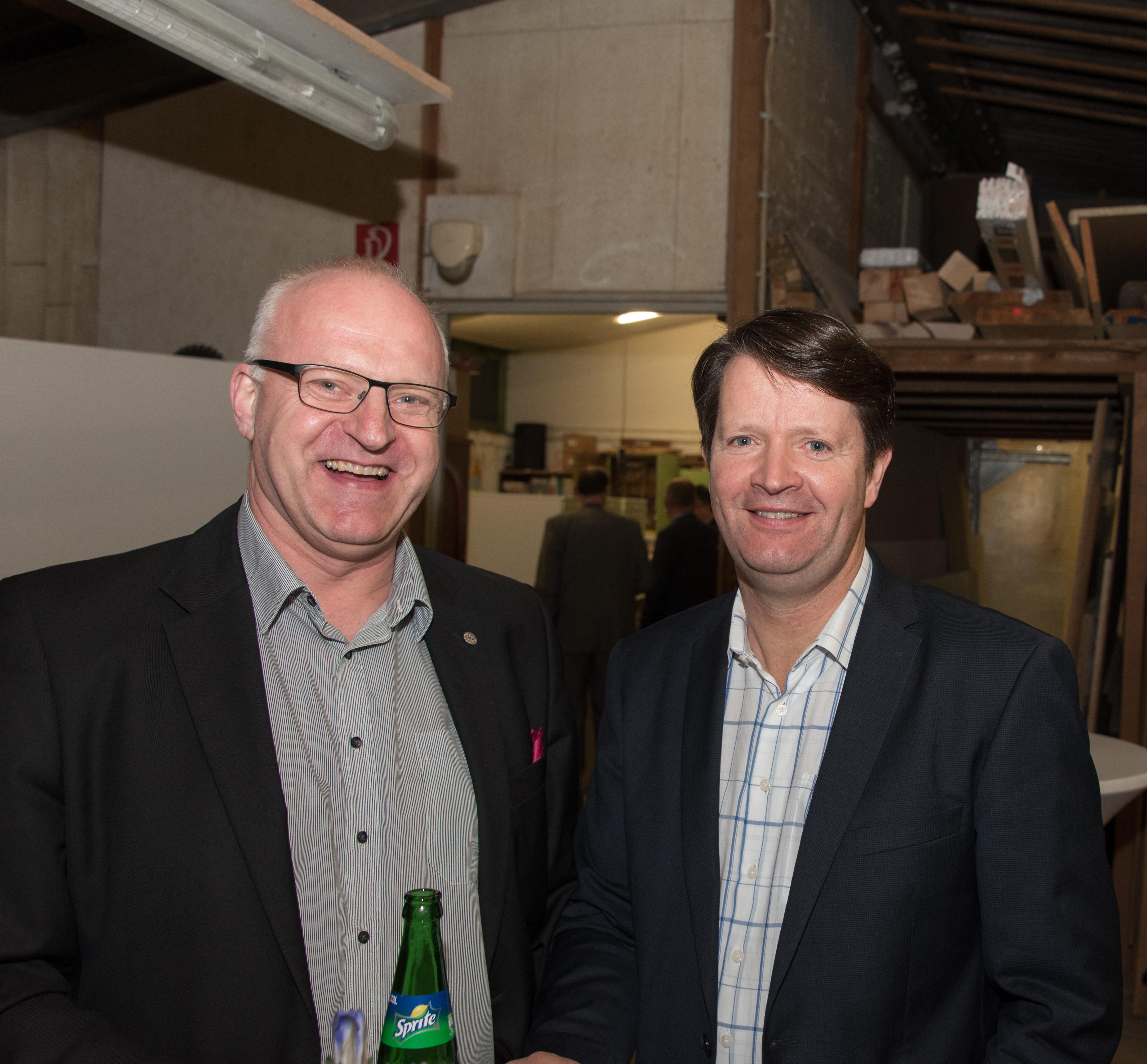 vl Hubert Greinert, Carsten Niemann