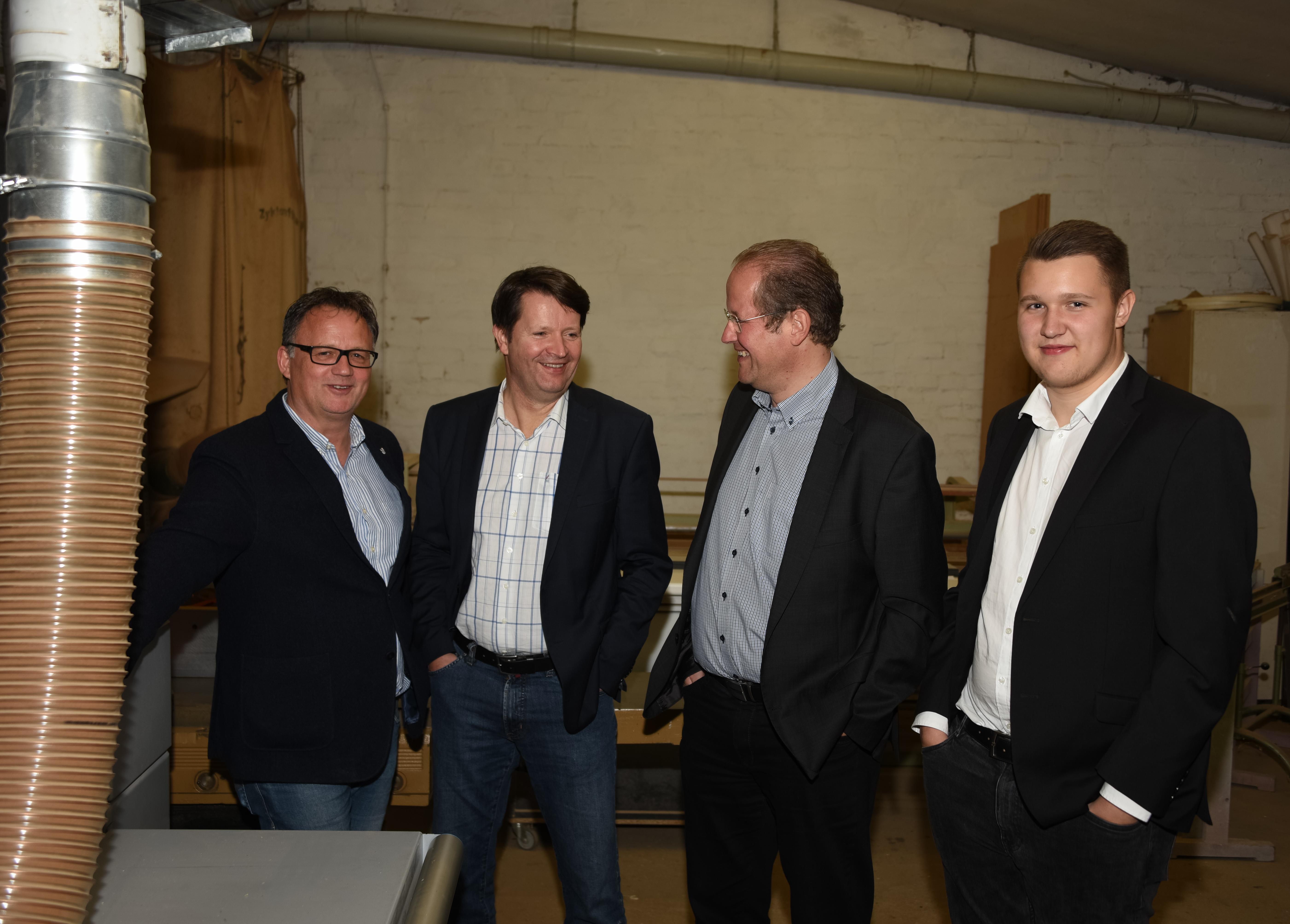 Frank Leibelt, Carsten Niemann, Herren Sinner
