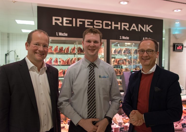Marc Sinner, Sebastian Cramer, Christopf Ludwig
