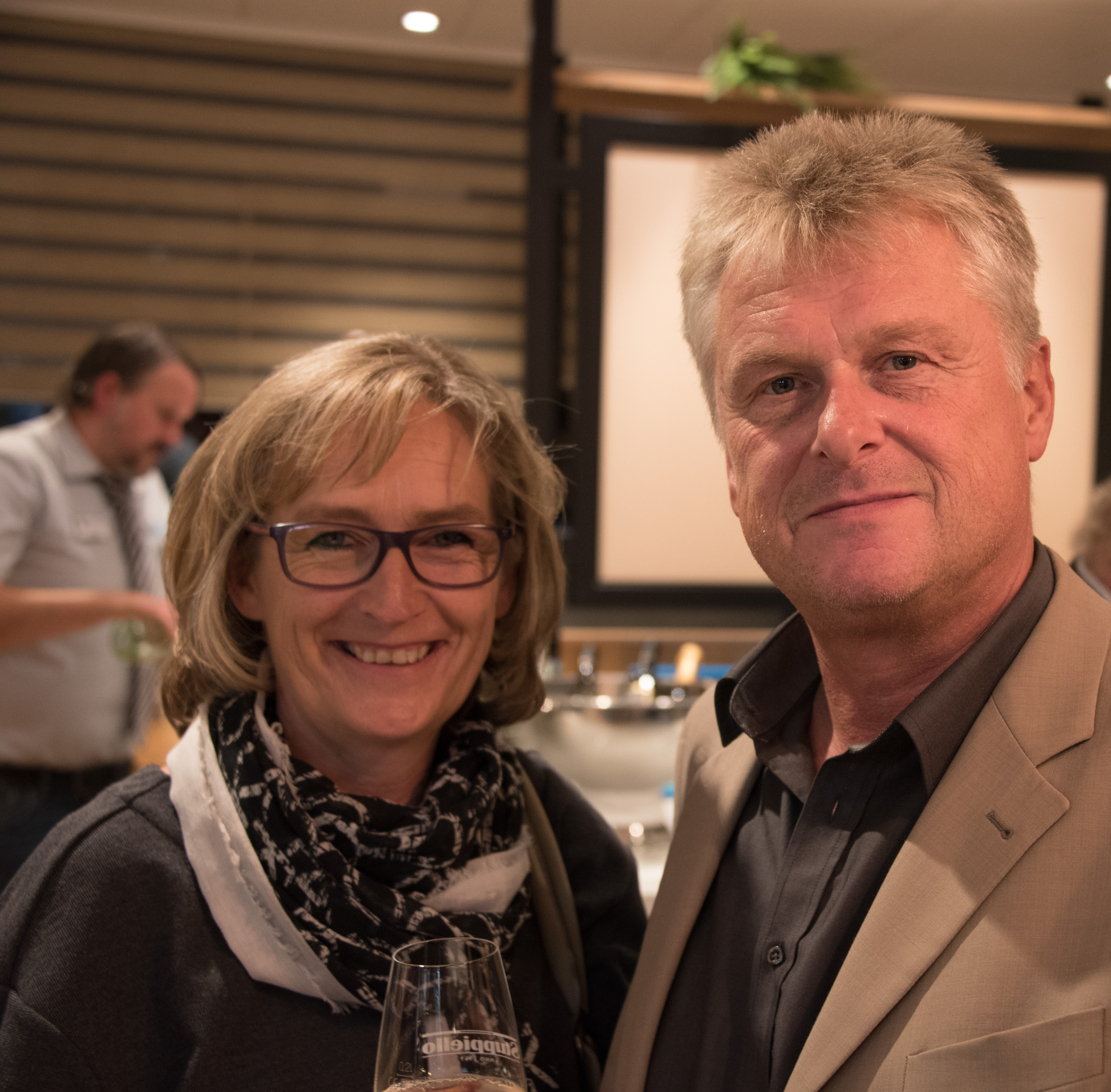 Gabriele und Detlef Keller