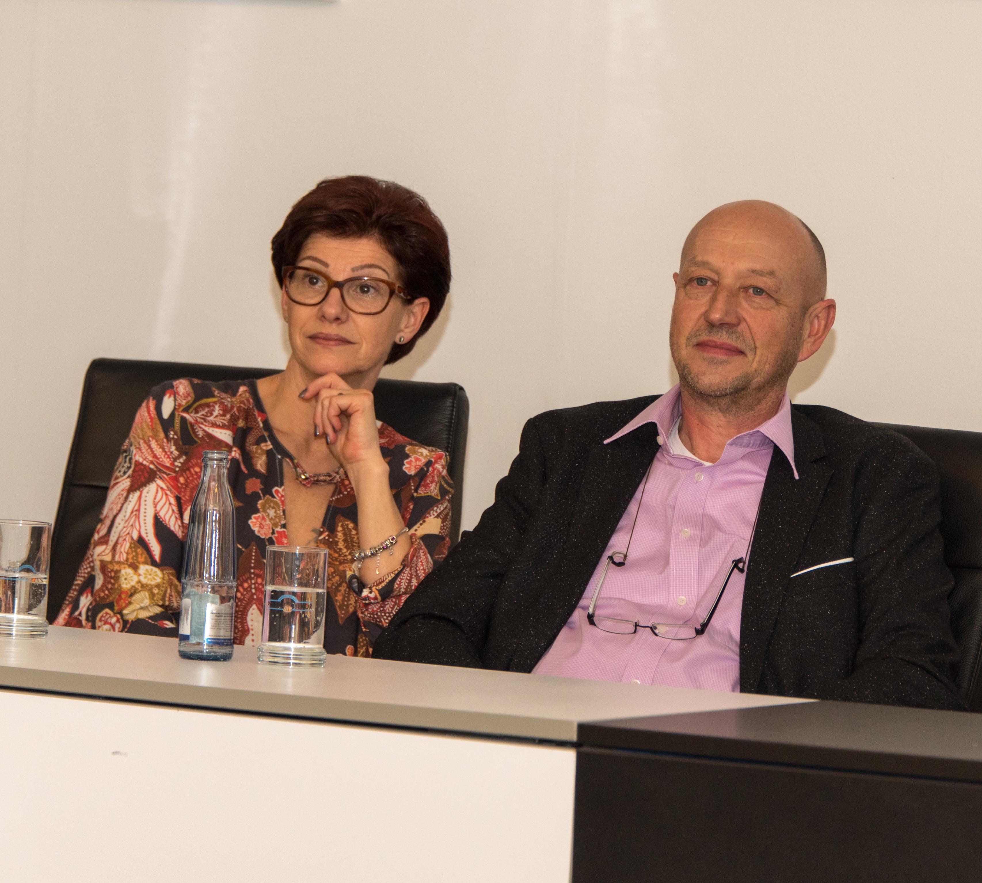 Petra und Rolf Gehle