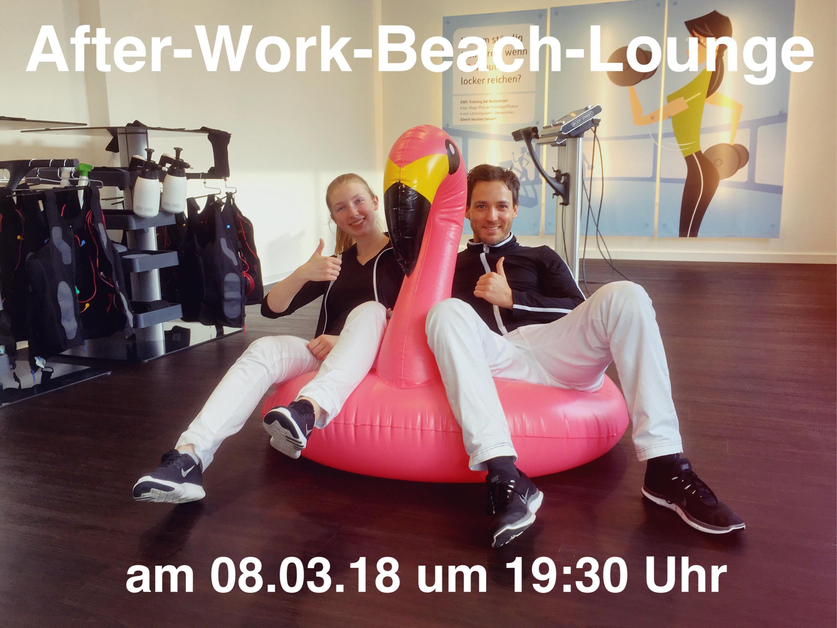 Bodystreet Großburgwedel lädt zur ersten After-Work Lounge