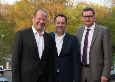 Marc Sinner, Dirk Breuckmann, Hartmut Westphal