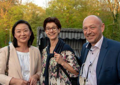 Ina Lochstampfer, Petra Gehle, Rolf Gehle