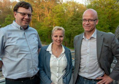 Heiko Rosenhagen, Bianca Rosenhagen, Matthias Kanzler