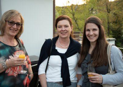 vl Gabriele Keller, Ilona Niemann, Katharina Busse