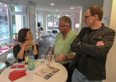 Kristina Goldberg, Bodystreet, Uwe Rogge, Christian Göhler