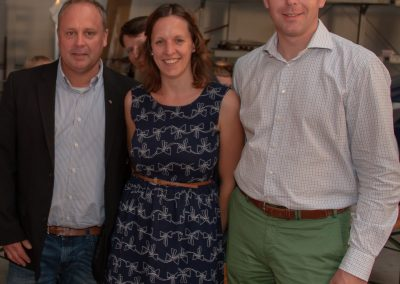vl. Ulf Meldau, Anna-Janina Niebuhr, Axel Düker