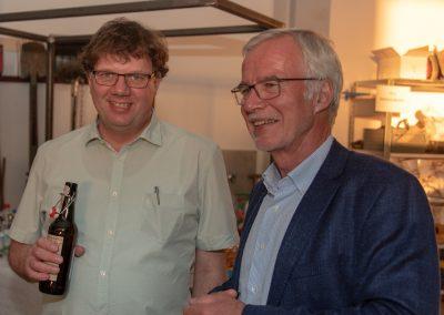 vl. Heiko Rosenhagen, Christian Wiehen