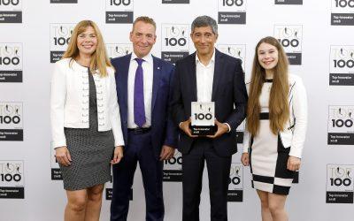 Erfolg bei TOP 100: JA-Gastechnology gehört zu den Innovationsführern 2018