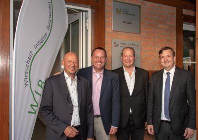 vl Rolf Gehle, Dirk Breuckmann, Marc Sinner, Christian Hormuth