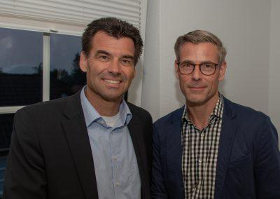 vl Peter Dreher, Sascha Ballhausen