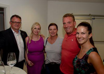 vl Frank Leibelt, Sabine Breuckmann, Ilona Niemann, Jens Asmuth, Katharina Busse