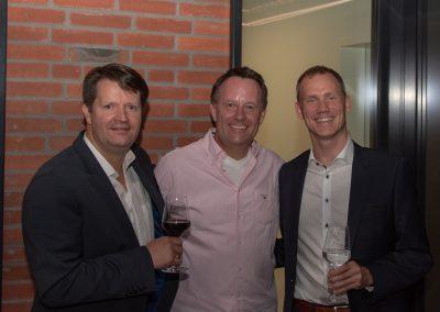 vl. Carsten Niemann, Dirk Breuckmann, Axel Lodyga