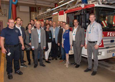 links, Thomas Lichtenberg, Flughafen Feuerwehr