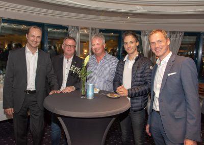 vl. Oliver Germs, Frank Leibelt, Uwe Rogge, Axel Kienast, Axel Lodyga