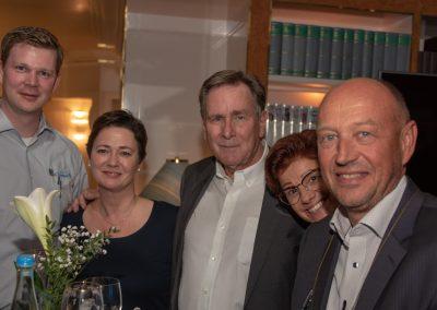 vl. Sebastian Cramer, Monika Stellmacher, Winfried Stellmacher, Petra Gehle, Rolf  Gehle