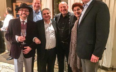 WIB beim Opernabend in der Tratoria Pasta & Vino