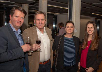 vl. Carsten Niemann, Winfried Stellmacher, Monika Stellmacher, Katharina Busse