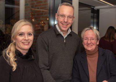 vl. Sabine Breuckmann, Axel Düker, Ilonka Funke