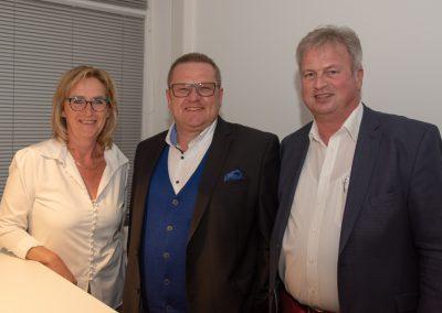 Gaby Keller, Markus Kirchner, Uwe Rogge