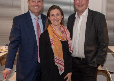 vl. Dirk Breuckmann, Cornelia Körber, Marc Sinner