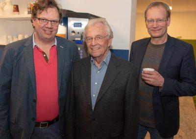 Heiko Rosenhagen, Rolf Range, Rolf Fortmüller