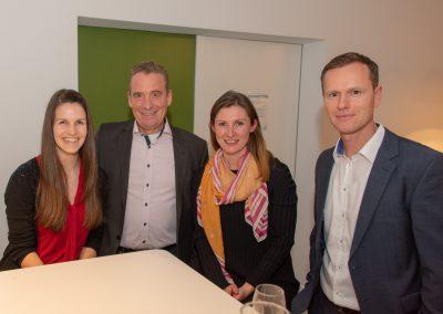 vl. Katharina Busse, Jens Asmuth, Cornelia Körber, Markus Hause