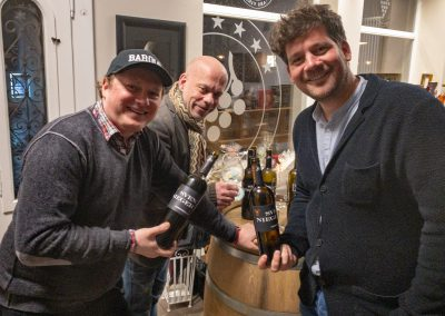 vl. Gregor Jänecke-Nimpsch, Axel Biesler, Sven Nieger