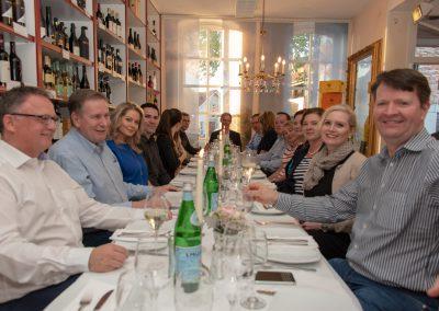 20. Netzwerktreffen bei Pasta e Vino