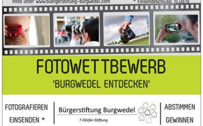 Fotowettbewerb der Bürgerstiftung Burgwedel