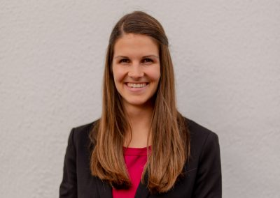 Katharina Busse, Schatzmeisterin