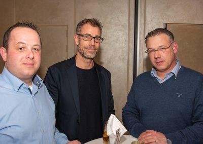 vl. Nils Wöhler, Sebastian Georgi, Oliver Preuß