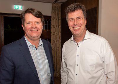 vl. Carsten Niemann, Andreas Casdorff